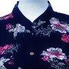 Rayon Printed Tunic & Short Kurtis - Black
