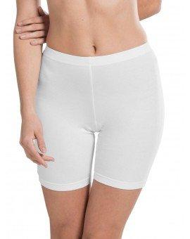 Jockey White Shorties Style#1529