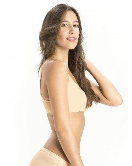 Jockey Non Padded Wirefree Slim Fit Bra Skin - Style#1615
